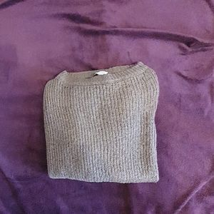 Tobi Olive Green Sweater